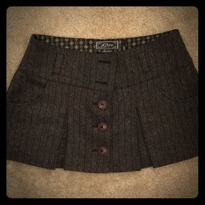 Guess Mini School-girl Skirt
